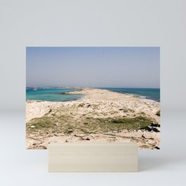 Platja des Trocadors, Formentera Mini Art Print