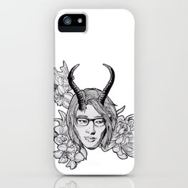 The Gazelle iPhone Case