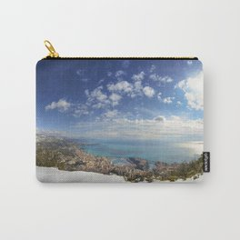 Winter in monaco Carry-All Pouch