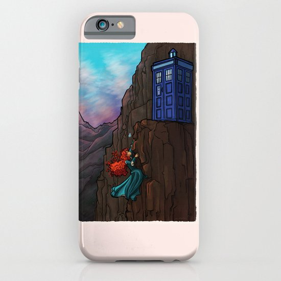 Touch the sky...and then the stars. iPhone & iPod Case