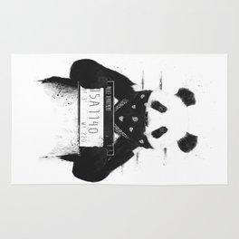 Bad panda Rug