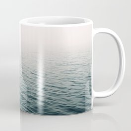 Lost In The Fog Coffee Mug