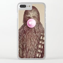 Big Chew Clear iPhone Case
