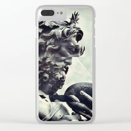 Zeus Clear iPhone Case