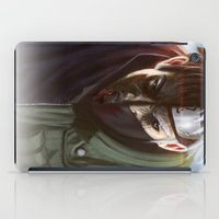 kakashi iPad Cases featuring Kakashi X Obito by ImmarArt