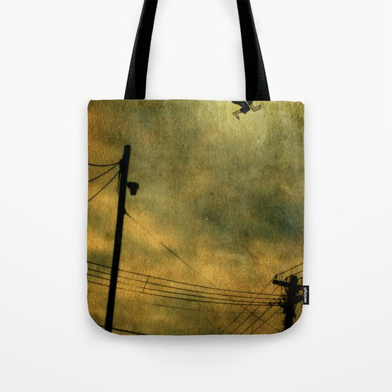 The Jumper Tote Bag