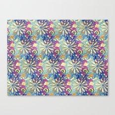 Pattern fantasy Canvas Print