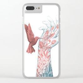 Tattoo III Clear iPhone Case
