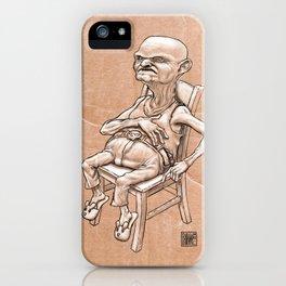 Granpa' 2040 iPhone Case