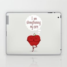Apple Core Workout Laptop & iPad Skin