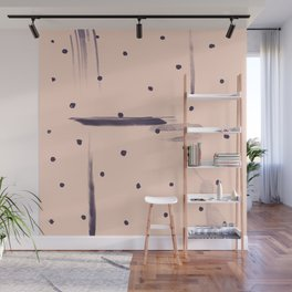 the dots Wall Mural