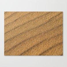 Sand Canvas Print
