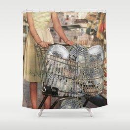 Discount Supermarket Shower Curtain