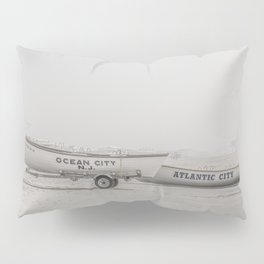 New Jersey Lifeboats Pillow Sham