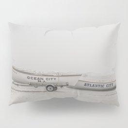 New Jersey Lifeboats Pillow Sham