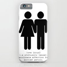 definition of love iPhone 6s Slim Case