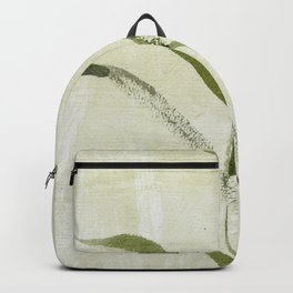 beach weeds Backpack