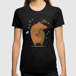 small and big bear T-shirt
