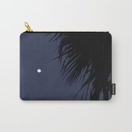 Palm Tree and the Moon Carry-All Pouch