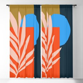 Abstract Art 39 Blackout Curtain