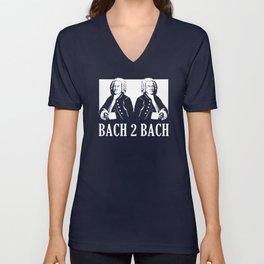 Bach To Bach Unisex V-Neck