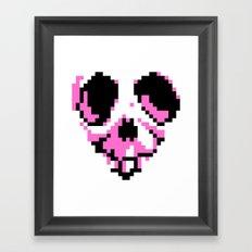 Dead Love Framed Art Print