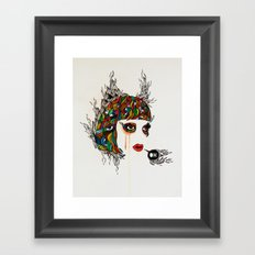M#2 Framed Art Print