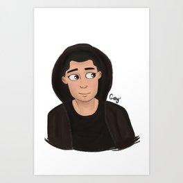 Zayn  Art Print