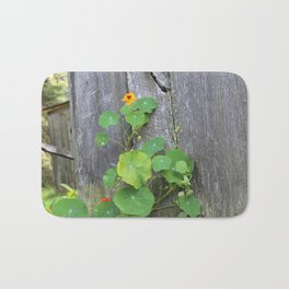 The Garden Wall Bath Mat