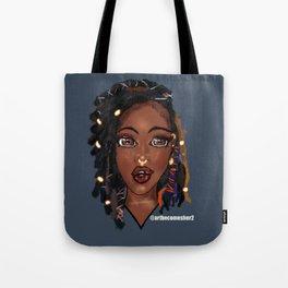 Loc'd Goddess Tote Bag