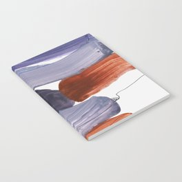 abstract painting XV Notebook