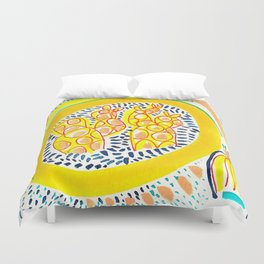 Fun In The Sun Duvet Cover