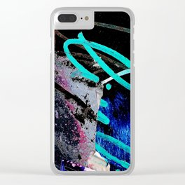 BKNY SPLASH Clear iPhone Case