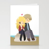 ouat Stationery Cards featuring OUAT - Daddy Charming by Choco-Minto