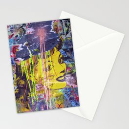 Officer Gutierrez In Color! Stationery Cards