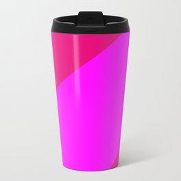 PINK WHALE Travel Mug