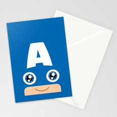 Adorable Captain Stationery Cards