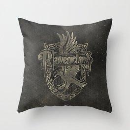 Ravenclaw House Throw Pillow