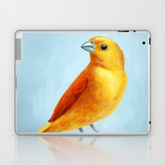Wild Canary Laptop & iPad Skin