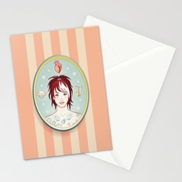 Truth, Love, Beauty Stationery Cards