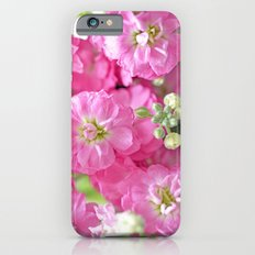 Whispers in Pink Slim Case iPhone 6s