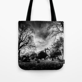 Greyfriars Kirk Edinburgh Tote Bag