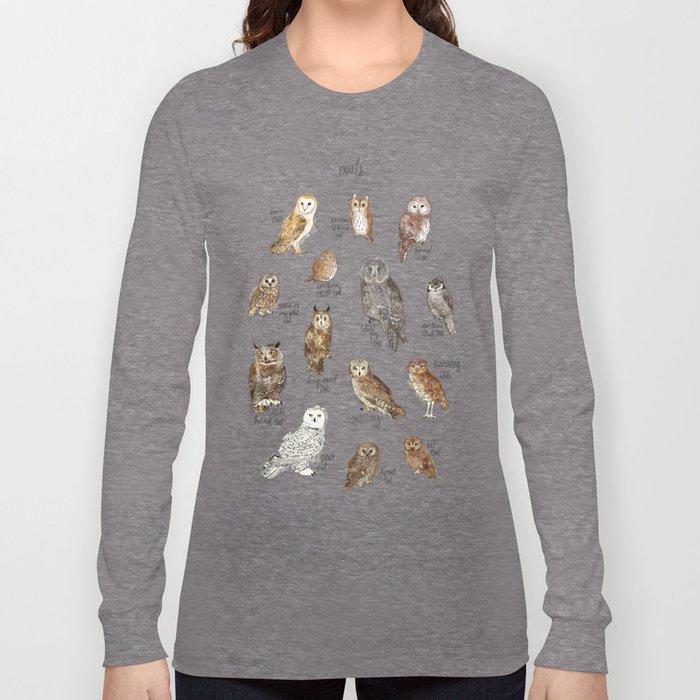 Owls Langarmshirt