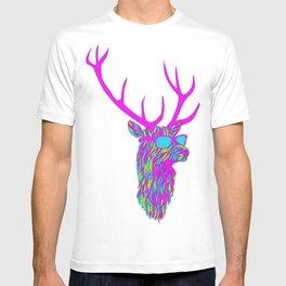 Party deer T-shirt