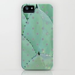 Sweetest Agave iPhone Case