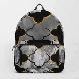 Golden Fleur Backpack