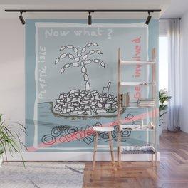 Plastic Isle Wall Mural