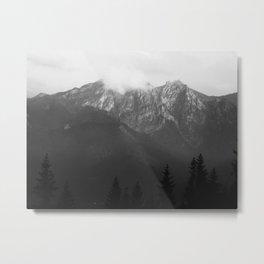 Tatry Mountains Metal Print