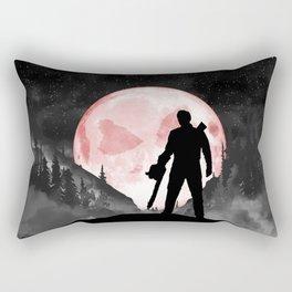 Rudeboy Ash Rectangular Pillow