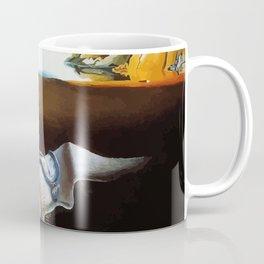 La persistencia de la memoria Coffee Mug